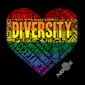 Diversity Block T-shirt Design